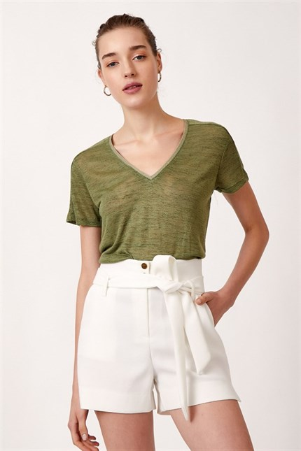V Yaka Basic Top